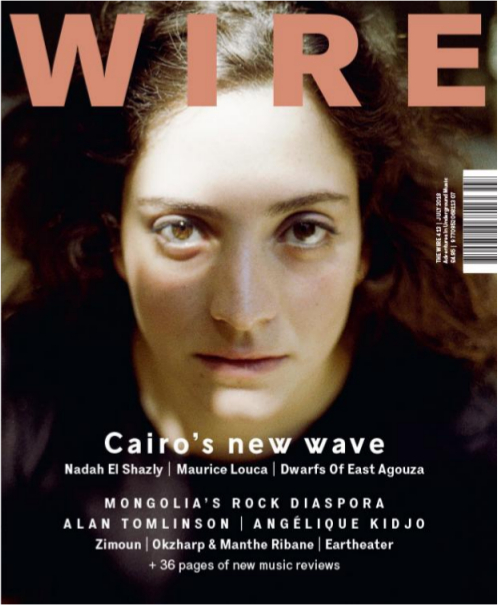The Wire cover